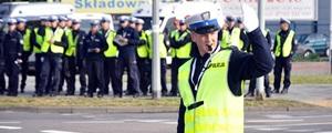 """Konkurs """"Policjant Ruchu Drogowego"""""""