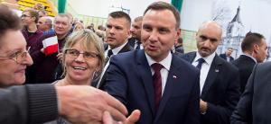 Prezydent Andrzej Duda w Podlaskiem