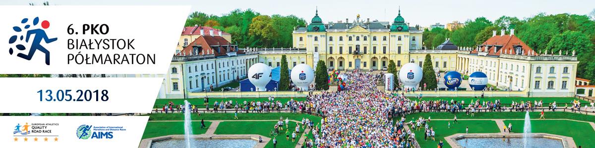 6. PKO Białystok Półmaraton