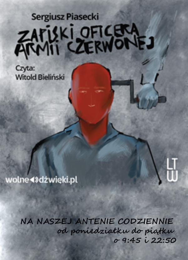 """Pełna absurdów i czarnego humoru satyryczna opowieść opisująca polską rzeczywistość na Kresach. Pamiętnik sowieckiego """"wyzwoliciela"""" w 1939 roku."""