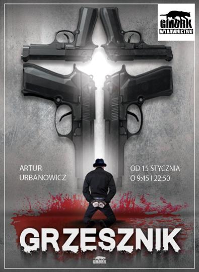 Nowa powieść grozy suwalskiego pisarza. Zaskakujące i niespotykane połączenie horroru z opowieścią gangsterską.