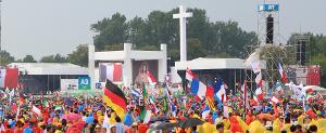Inauguracja ŚDM w Krakowie