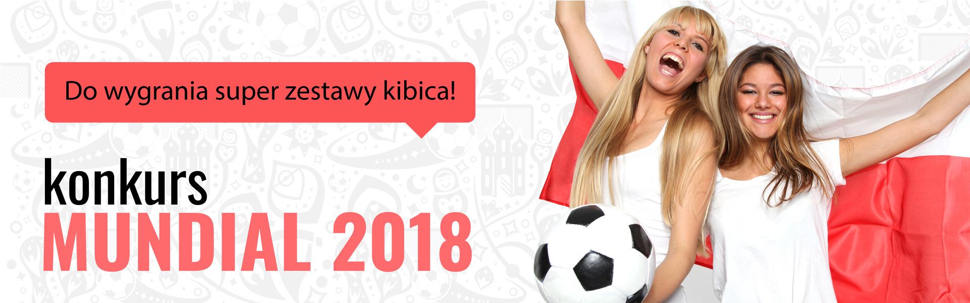 KONKURS Mundial 2018