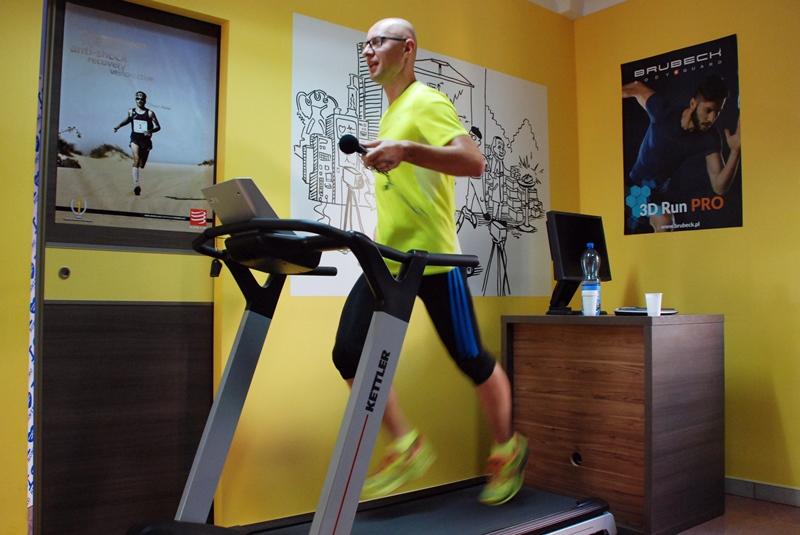 Moda na bieganie - eksperyment, foto: Kamil Kalicki
