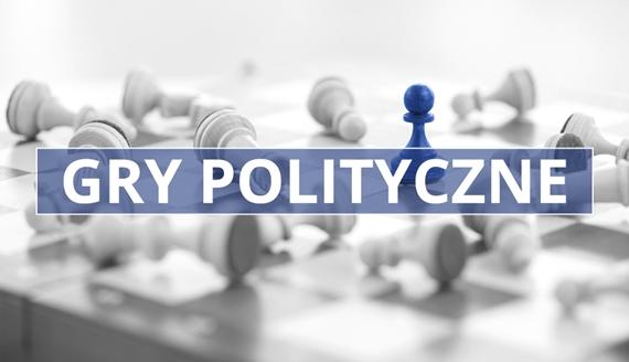 Strona audycji: Gry polityczne