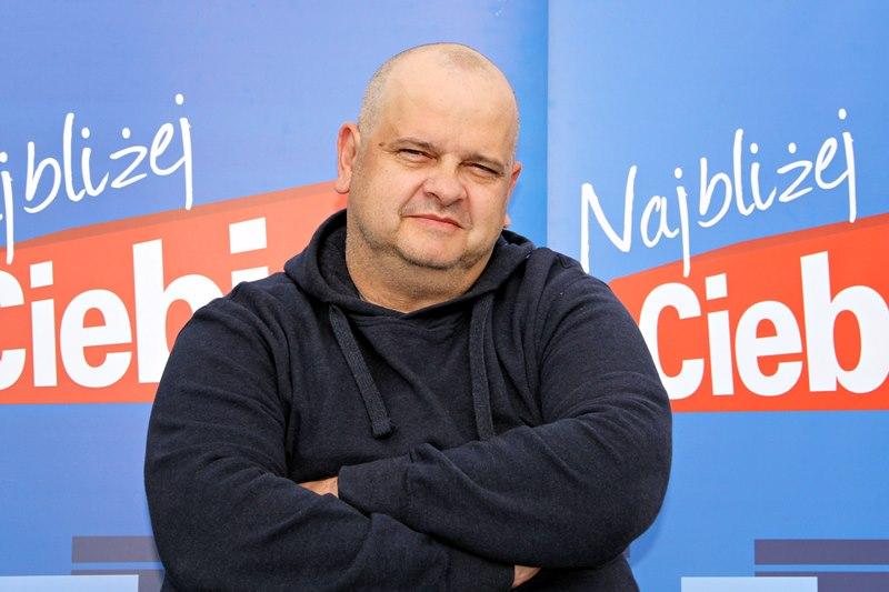 Marek Gąsiorowski, foto: Monika Kalicka