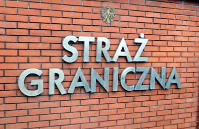 Straż Graniczna, foto Adam Janczewski