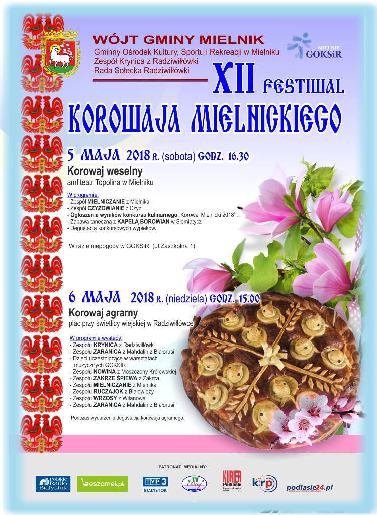 Festiwal Korowaja Mielnickiego, źródło: mat. org.