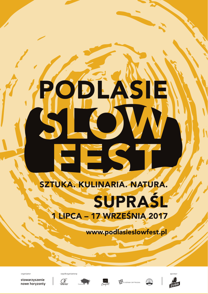 Festiwal Podlasie SlowFest, źródło: mat. org.