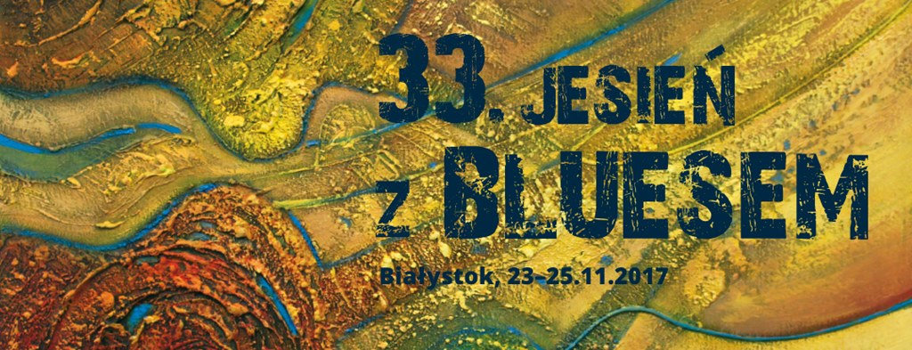Jesień z bluesem, źródło: mat. org.