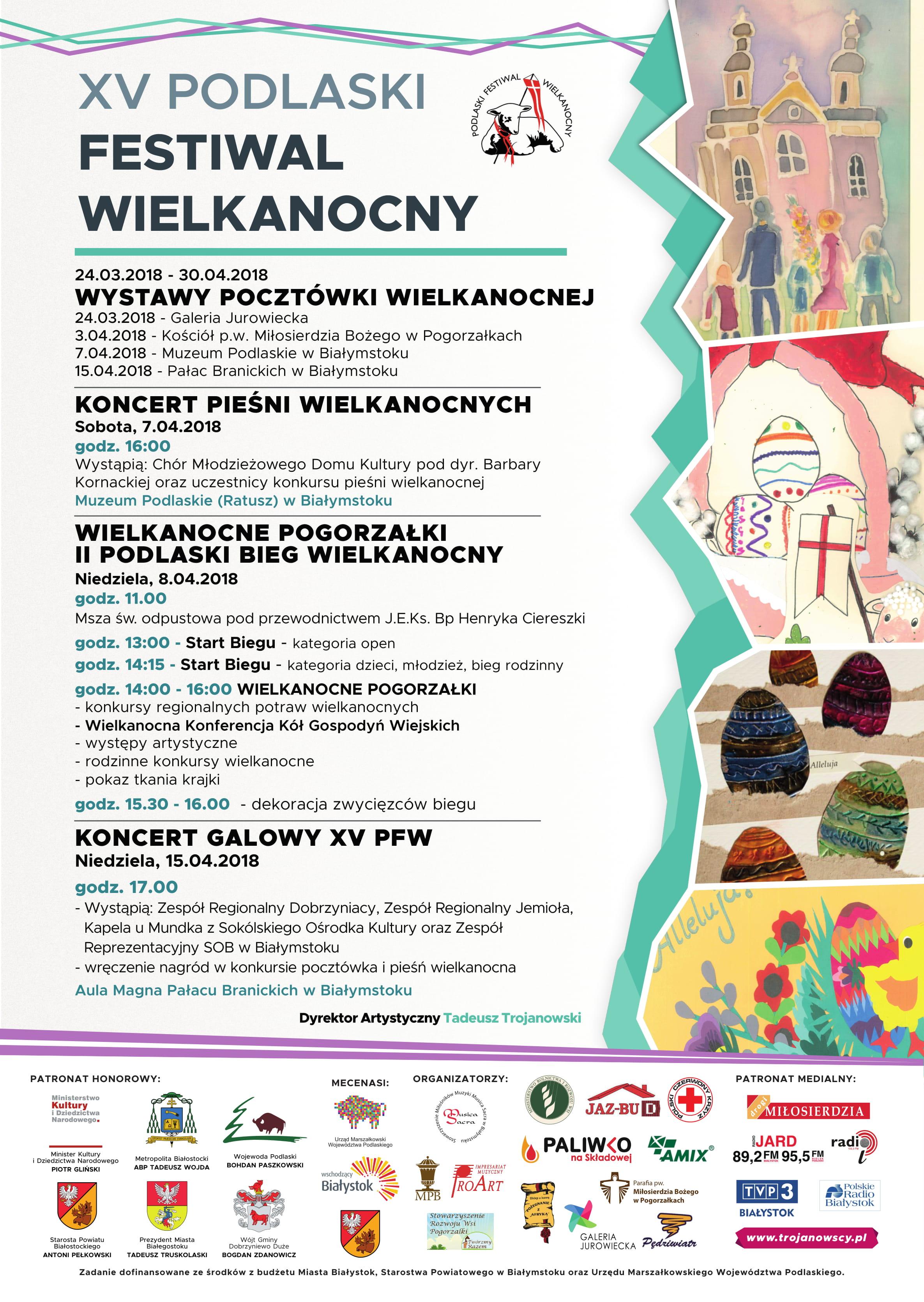 Podlaski Festiwal Wielkanocny, źródło: mat. org.