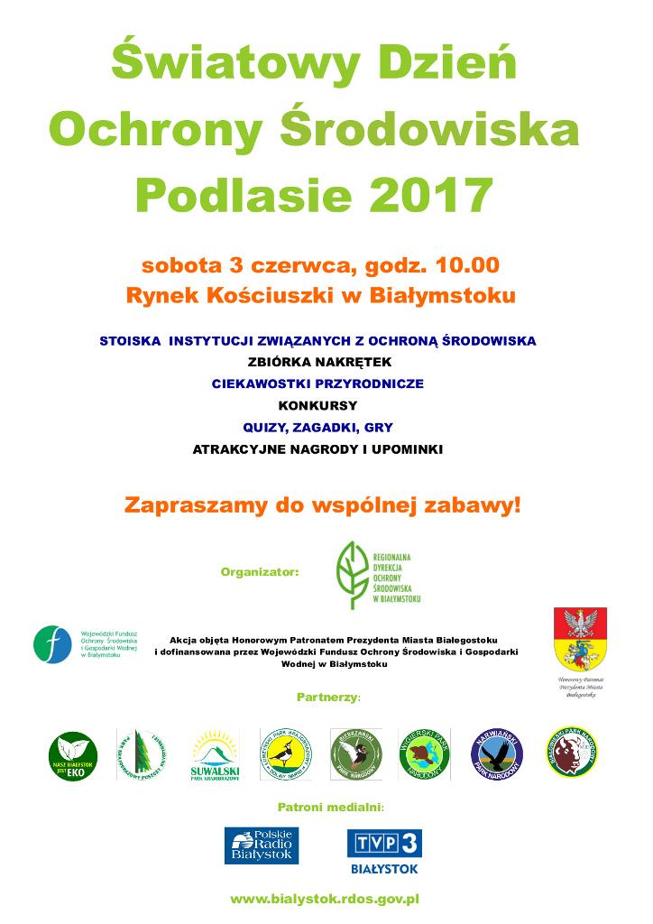 Światowy Dzień Ochrony Środowiska na Podlasiu, źródło: mat. org.