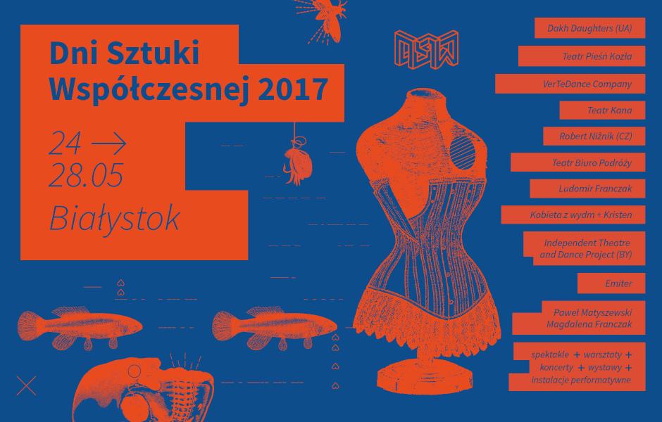 32. Dni Sztuki Współczesnej, źródło: mat. org.