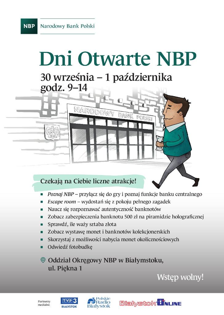 Dni otwarte NBP, źródło: mat. org.