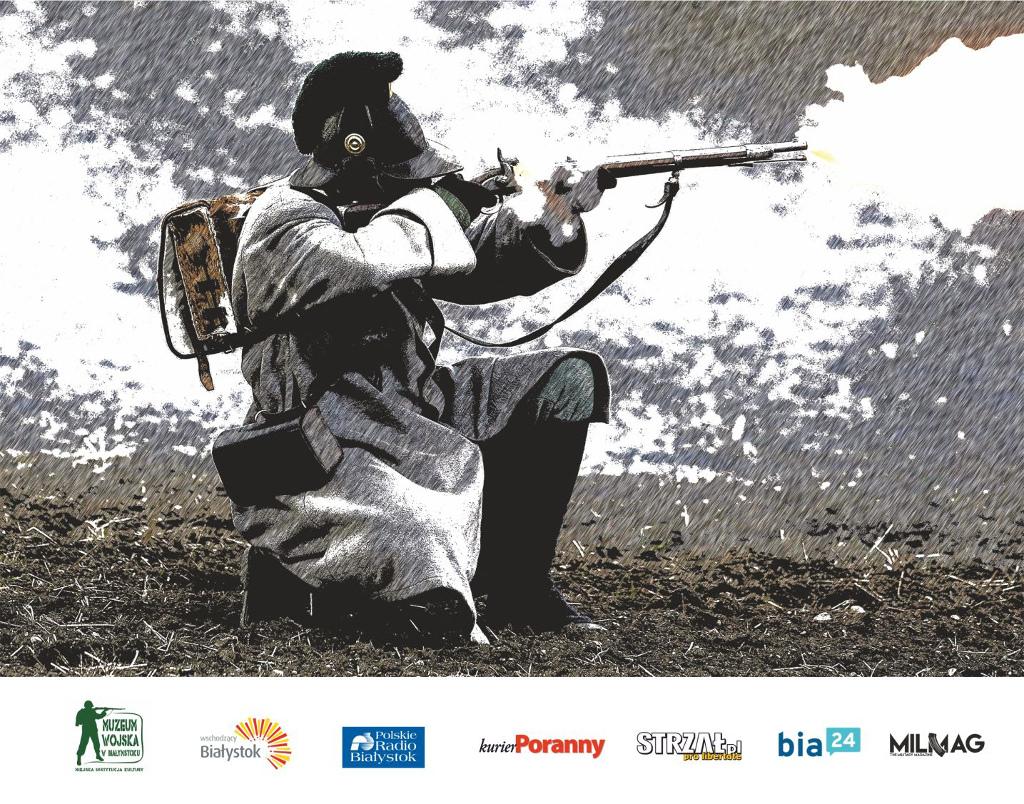 """Wystawa """"Broń czarnoprochowa"""", źródło: MWB"""