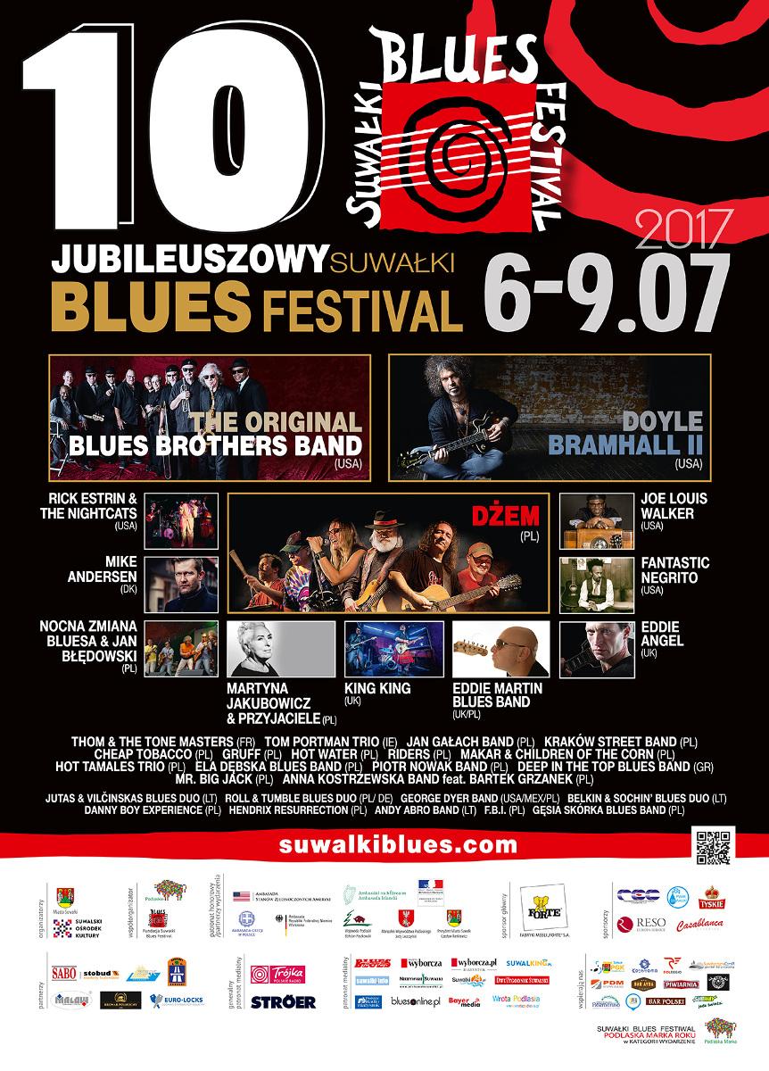 10. Suwałki Blues Festival, źródło: mat. org.