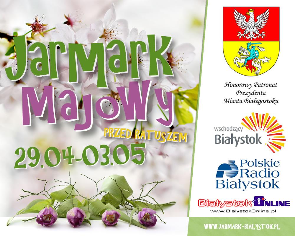 Jarmark Majowy przed Ratuszem, źródło: mat. org.