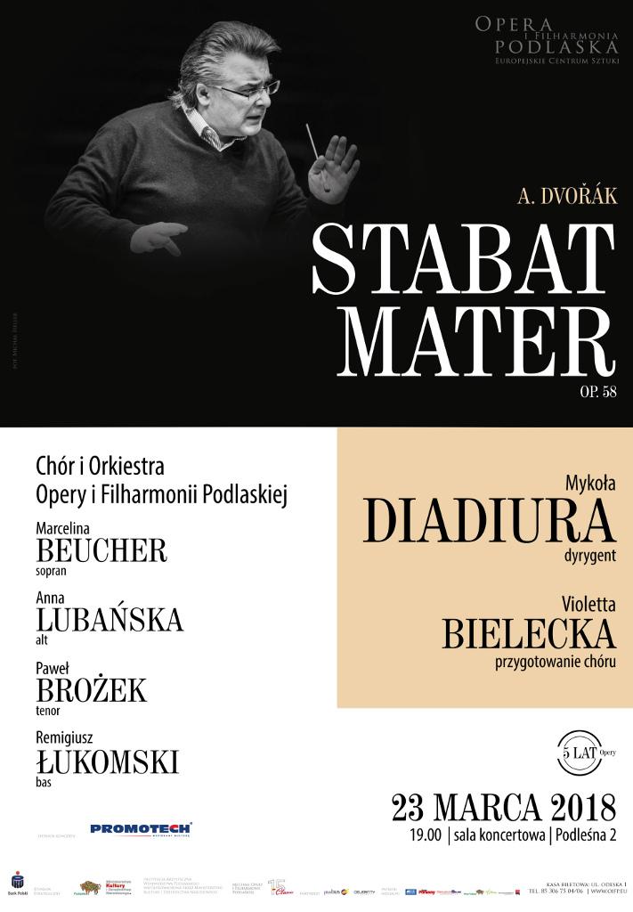 Stabat Mater A. Dvořáka w OiFP, źródło: mat. org.