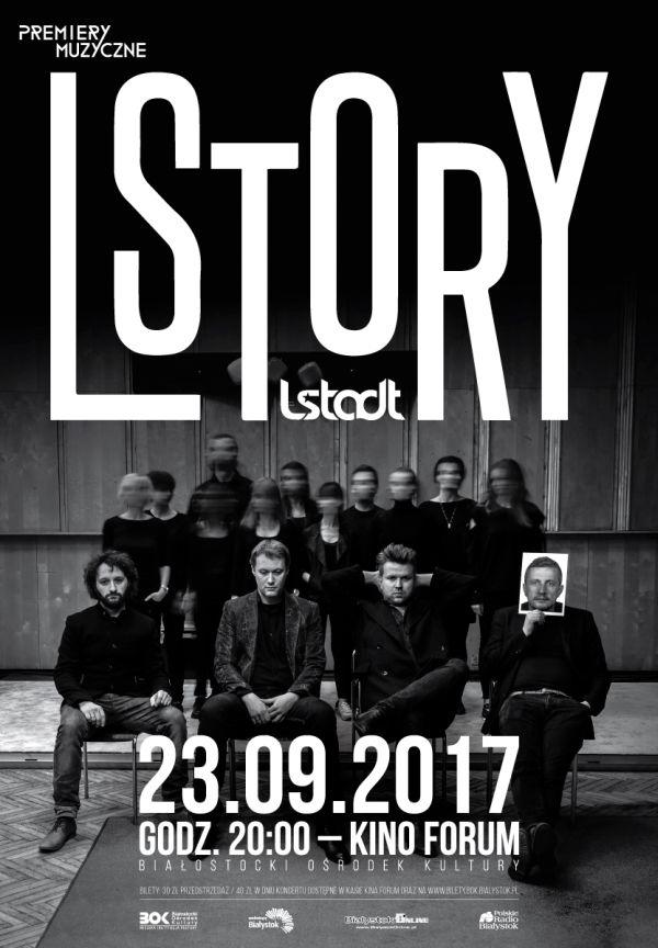 L.Stadt - koncert w Białymstoku, źródło: mat. org.