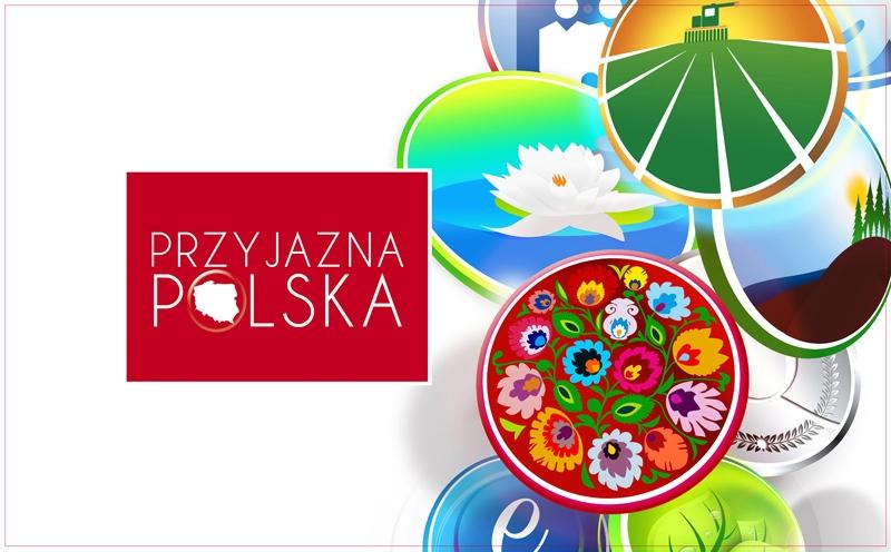"""Program """"Przyjazna Polska"""", źródło: mat. org."""