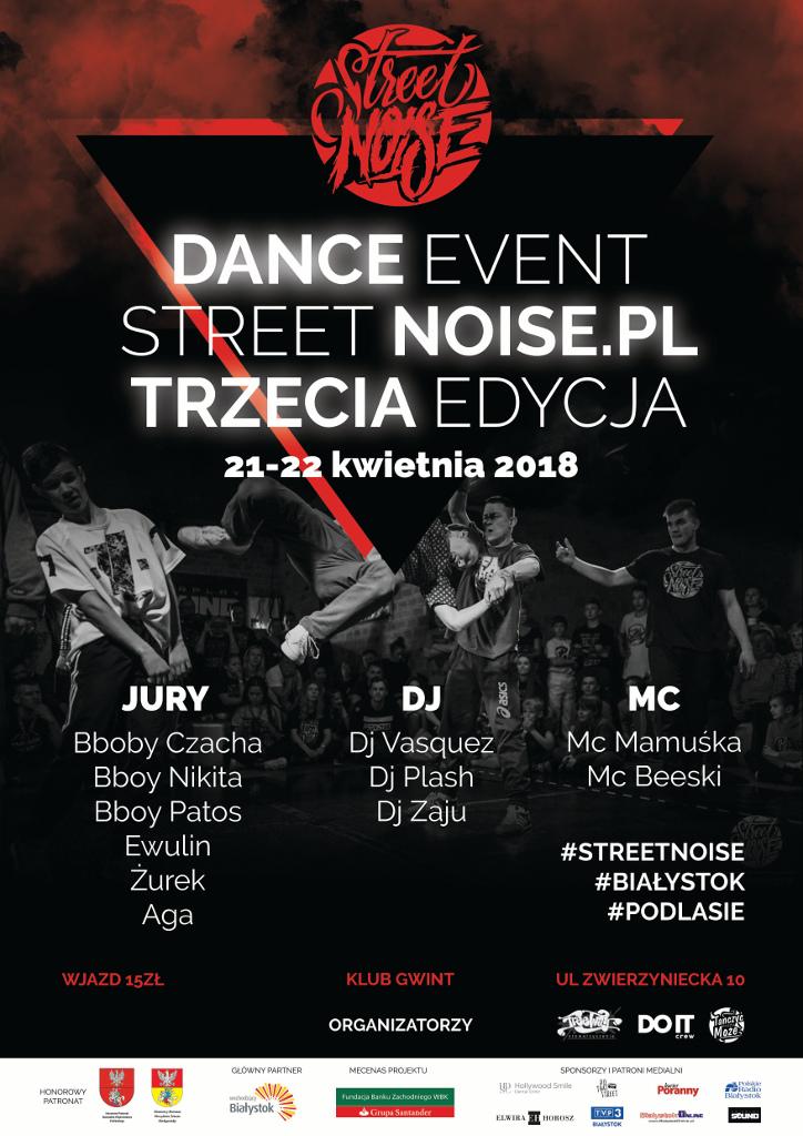 Street Noise 2018, źródło: mat. org.