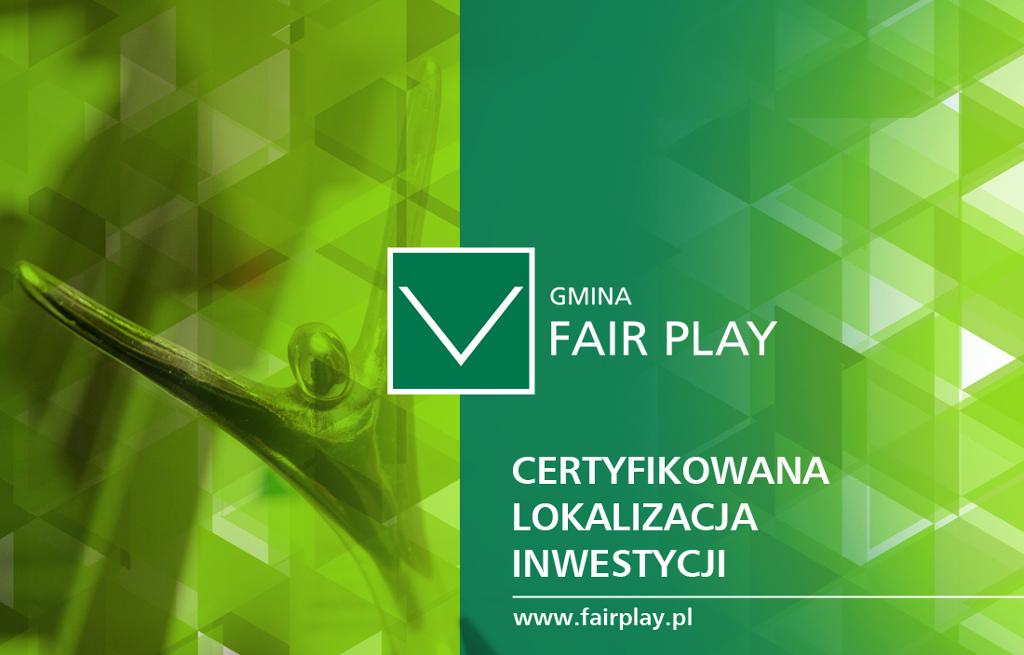 "XVI edycja konkursu ""Gmina Fair Play"", źródło: mat. org."