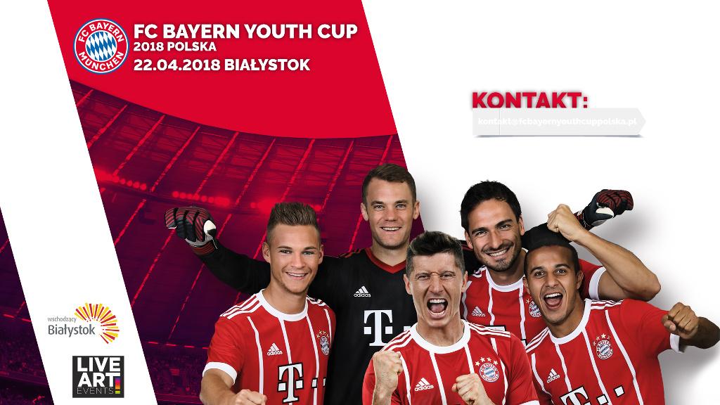 FC Bayern Youth Cup 2018 Polska, źródło: mat. org.