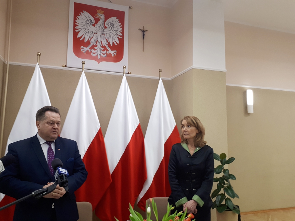 """Ogłoszono konkurs historyczno-literacki """"By czas nie zaćmił i niepamięć"""", fot. Edyta Wołosik"""
