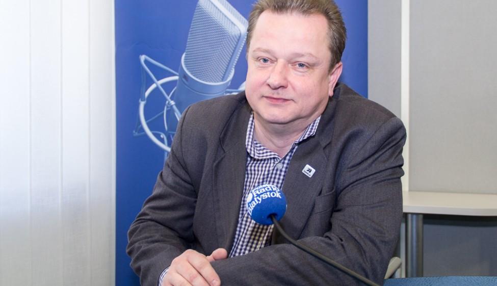 Rafał Malinowski, fot. Monika Kalicka