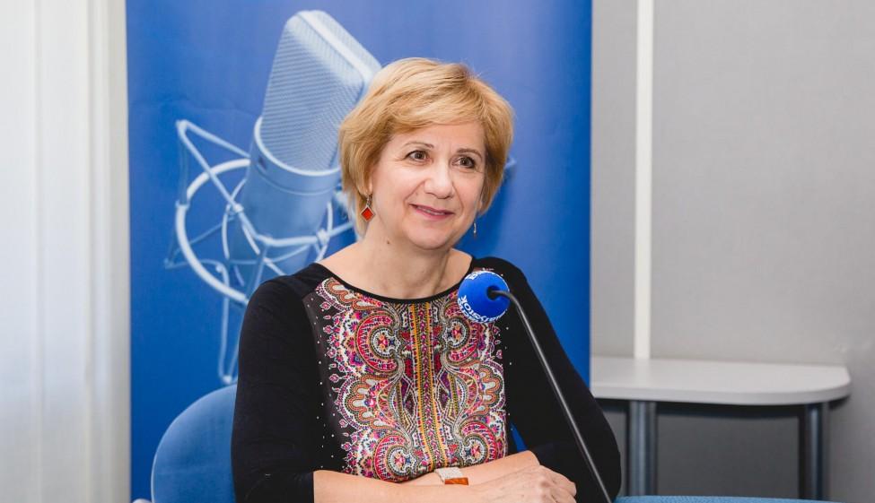 Krystyna Kunicka, fot. Joanna Szubzda