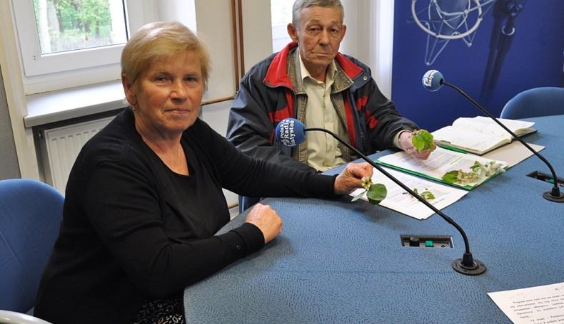 Irena Kwaczeniuk i Jan Grabowski, fot. Marcin Gliński