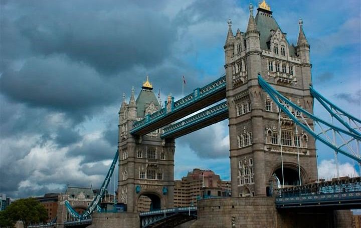 Tower Bridge, fot. Monika Kalicka