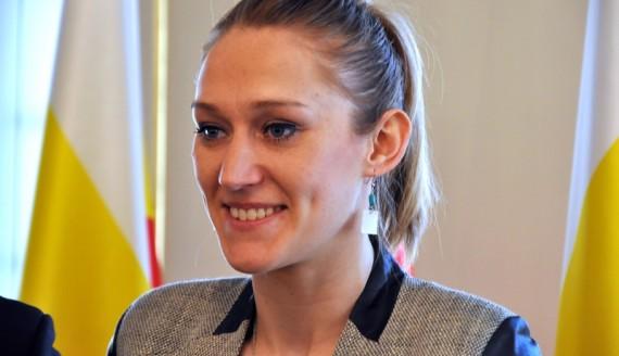 Kamila Lićwinko, foto: Wojciech Szubzda