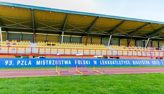 93. PZLA Mistrzostwa Polski w Lekkoatletyce w Białymstoku, fot. Joanna Żemojda