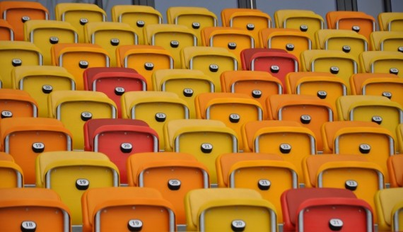 Stadion Miejski w Białymstoku, fot. Ryszard Minko