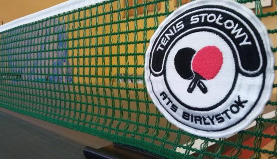 W ATS Białystok trenują miłośnicy tenisa stołowego, fot. Marcin Gliński