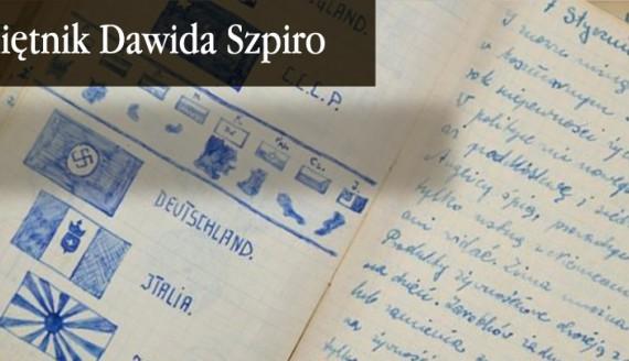 Pamiętnik Dawida Szpiro
