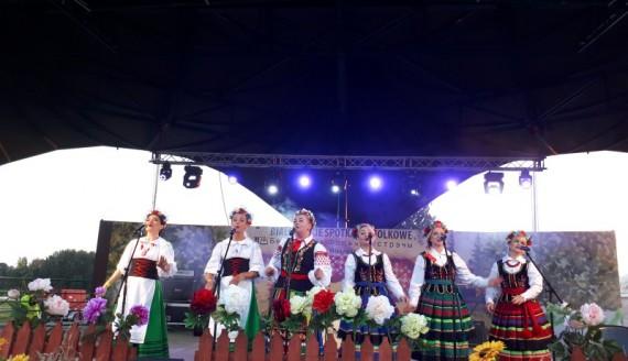 Białoruskie spotkania folkowe w Michałowie, 05.08.2017, fot. Anna Petrovska