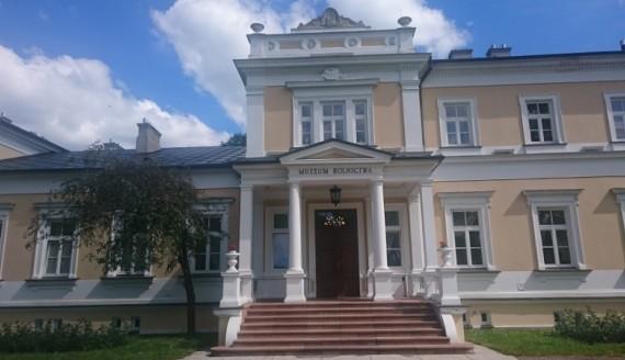 Muzeum Rolnictwa im. Ks. Krzysztofa Kluka w Ciechanowcu, Ciechanowiec 02.06.2016, foto Jarosław Iwaniuk