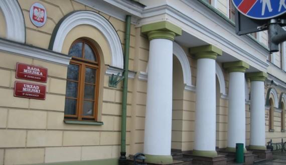 Urząd Miejski w Suwałkach, fot. Iza Kosakowska