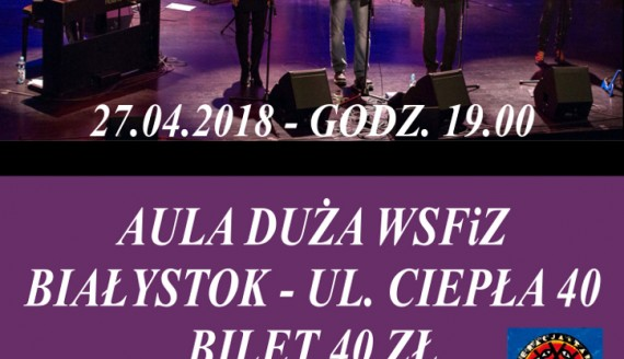 Koncert Lubelskiej Federacji Bardów w Białymstoku, źródło: mat. org.