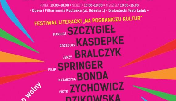 VI Międzynarodowe Targi Książki w Białymstoku, źródło: mat. org.