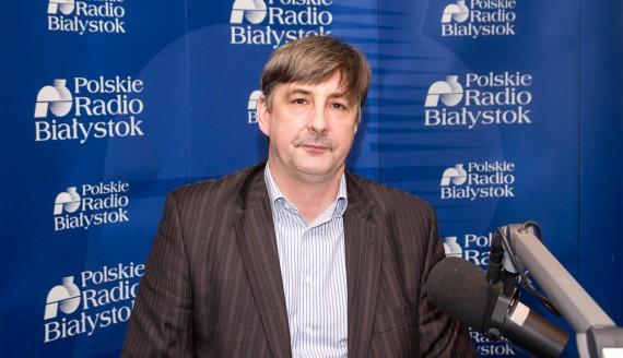 Prof. Zbigniew Kamocki, fot. Joanna Żemojda
