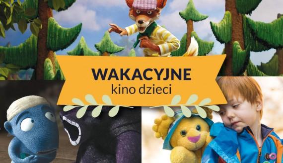 Wakacyjne Kino Dzieci, źródło: mat. org.