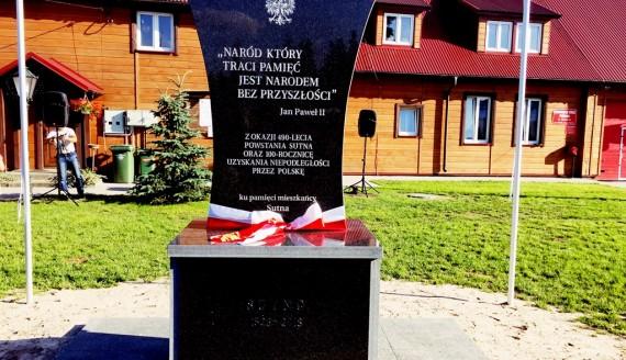 Wieś Sutno koło Mielnika świętuje 490-lecie istnienia, fot. Marcin Mazewski
