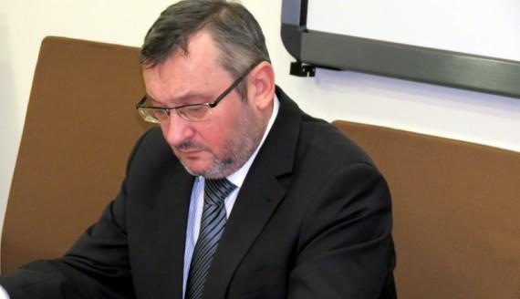 Dr Leon Popek, fot. Agnieszka Czarkowska