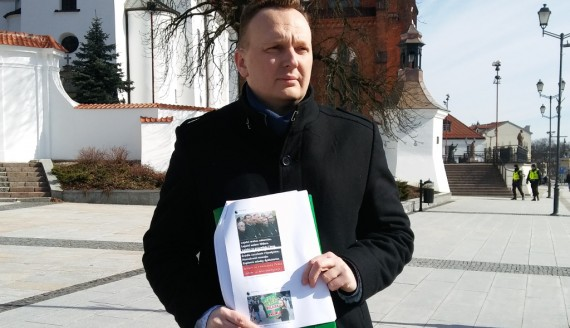 Tomasz Janczyło, fot. Marcin Gliński