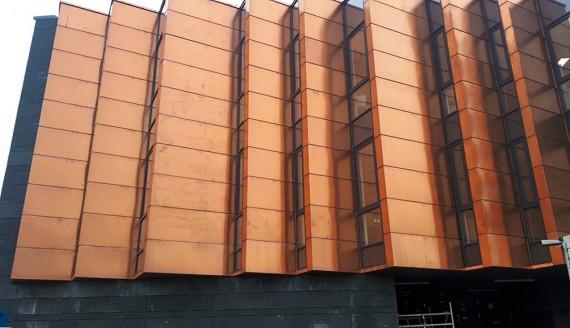 Nowa siedziba Archiwum Państwowego w Białymstoku, fot. Wojciech Szubzda