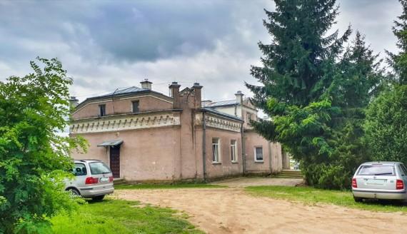 Szkoła Podstawowa w Czaplicach, fot. Paweł Wądołowski
