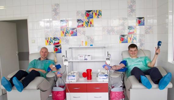 Świętujemy urodziny Radia - oddaj krew razem z nami!